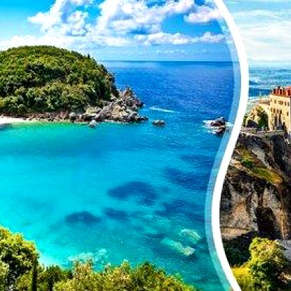 18denní zájezd do Řecka i možnost výletu do Albánie