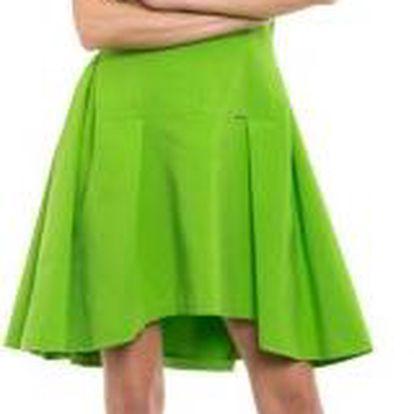 Simple - Šaty - žluto-zelená, 36 - 200 Kč na první nákup za odběr newsletteru