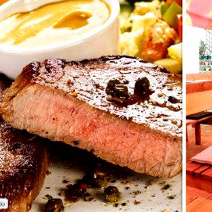 Steakové menu, které si sestavíte sami