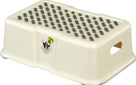 Stupátko Krteček bílé