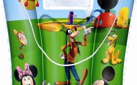 Nafukovací matrace s provázkem - Mickey Mouse/Minnie, 71x46 cm