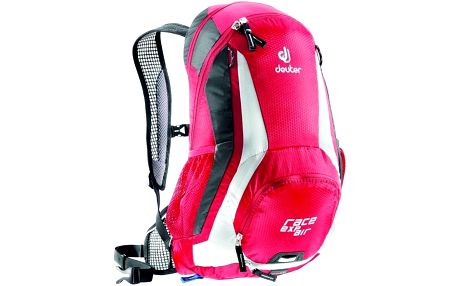 Cyklobatoh DEUTER Race EXP Air fire-white