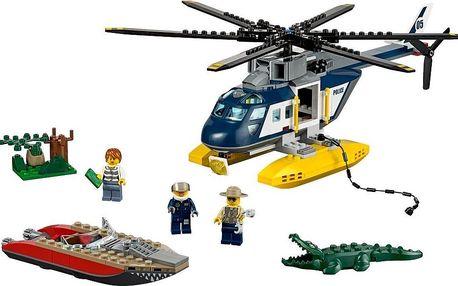 City Police 60067 Pronásledování helikoptérou