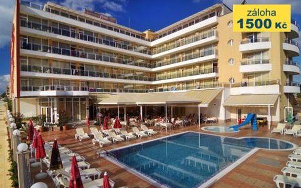 Bulharsko, oblast Primorsko, doprava letecky, snídaně, ubytování v 4,5* hotelu na 8 dní