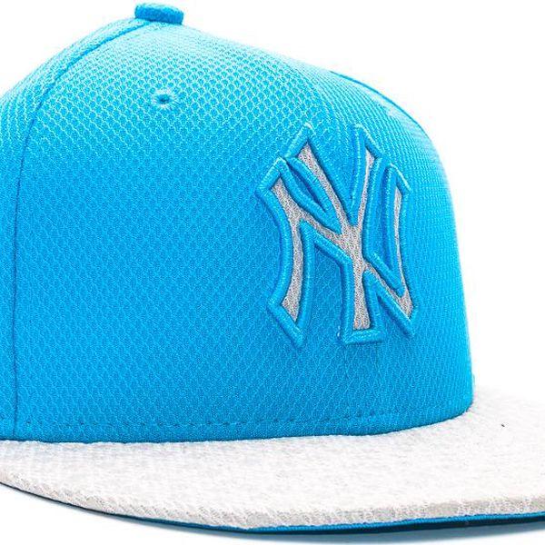 Dětská Kšiltovka New Era Reflect Vize New York Yankees Blue/Grey Strapback modrá / šedá / modrá