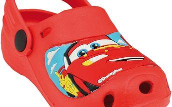 Chlapecké sandály Cars - červené