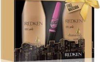 Dárkový balíček pro všechny typy vlasů Redken Diamond Oil set