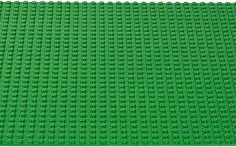 Classic 10700 Zelená podložka na stavění