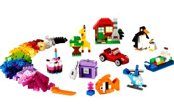 Classic 10695 Kreativní box LEGO®