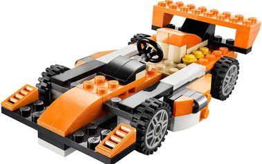 Creator Oranžový závoďák