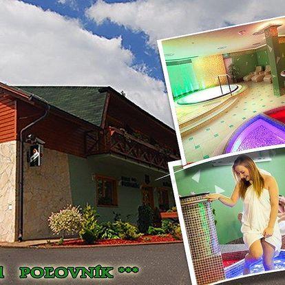 Nízké Tatry na 3 dny pro 2 v hotelu Poľovník se snídaní a spoustou slev do wellness a aquaparků.