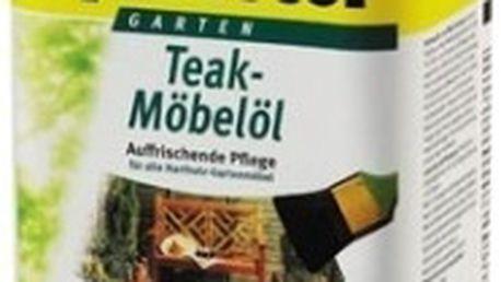 V-GARDEN XD Teakový olej bezbarvý 0,75l