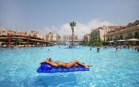 Léto v Turecku ve 5* resortu se službami Ultra All Inclusive na 8 dní letecky z Vídně nebo Bratislavy