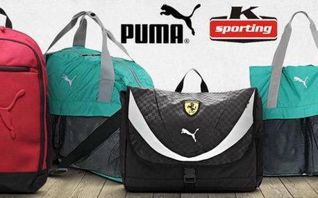 Batohy a tašky Puma