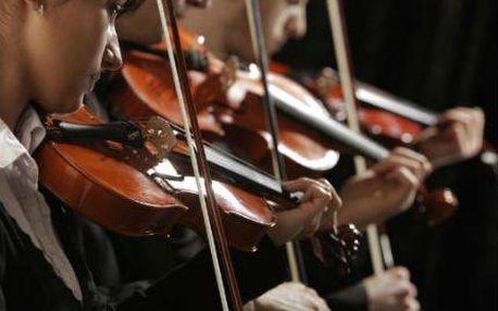 Koncert v Zrcadlové kapli Klementina - největší mistři klasické hudby