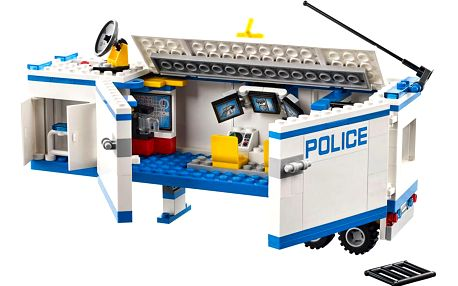 City Police Mobilní Police jní stanice