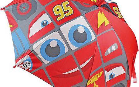 Chlapecký automatický deštník (48cm) - Cars