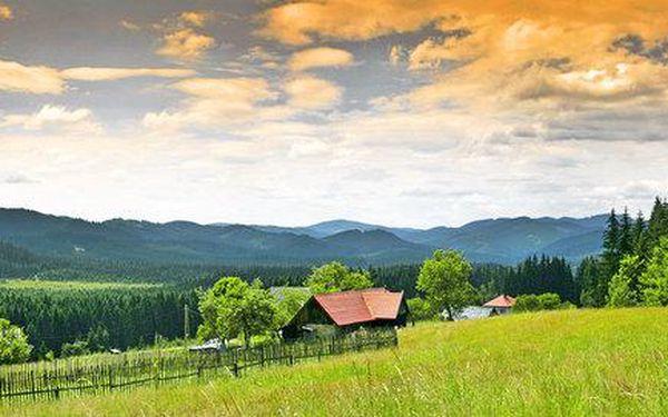 Tři dny na Valašsku – wellness a 2 děti s…