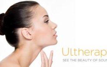 Exkluzivní Ultherapy ošetření - dokonalý podbradek...