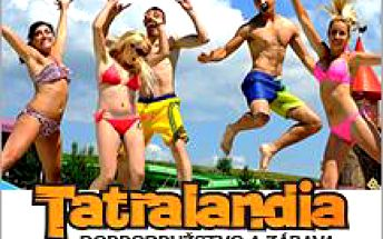 Top Aquapark TATRALANDIA