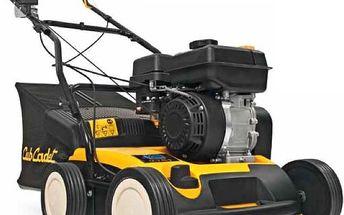CUB CADET CC V 40 B travní provzdušňovač s benzínovým motorem + travní osivo ZDARMA
