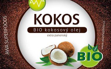 Bio kokosový olej 1000ml