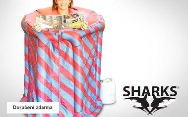 Přenosná parní sauna Sharks