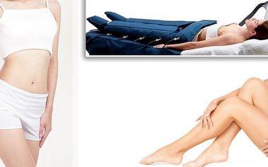 70 minut pro Vaše zdraví přístrojová presoterapie v salonu Regina a bonusy při koupi více poukazů!
