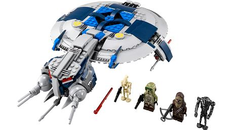Star Wars TM Droid Gunship™ (Bombardér droidů)