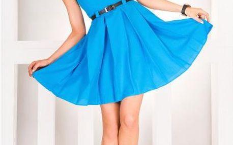 Šaty se skládanou sukní Cloe!