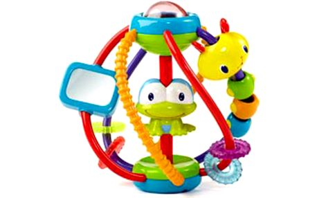 Hračka Clack & Slide Activity Ball™ (6 m+)