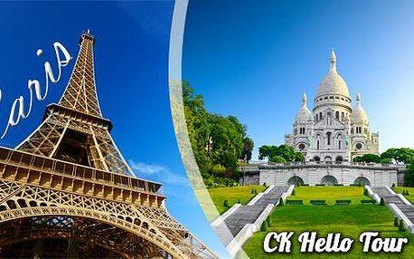 Den v Paříži s průvodcem