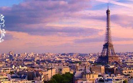 5denní zájezd do Francie pro pokročilé: Paříž, Versailles, Remeš s ubytováním.