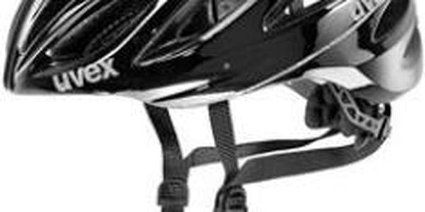 UVEX Boss Race black 52-56 cm