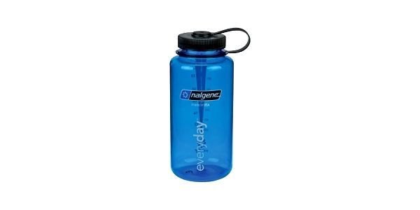 NALGENE Wide Mouth 1000 ml blue