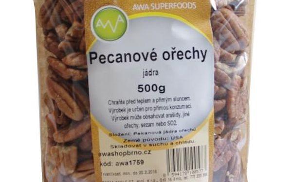 Pekanové ořechy 500g