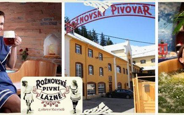 Doktorát nebo ochutnávka v Rožnovském pivovaře