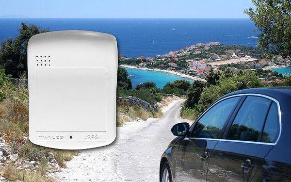 Pronájem ENC zařízení do auta pro pohodlné cestování po Chorvatsku bez čekání v kolonách
