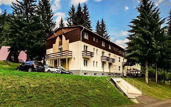 Až 5denní pobyt v horském hotelu Magura*** ve Strážovské pahorkatině pro 2 osoby