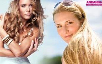 Získejte zdravé a lesklé vlasy. Intenzivní REKONSTRUKCE VLASU - účinná regenerace pro všechny délky!
