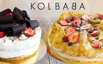 Skvělé dorty Míša nebo Panna Cotta od Kolbaby