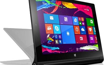 Windows tablet Lenovo Yoga Tablet 2 (59-429205) černý