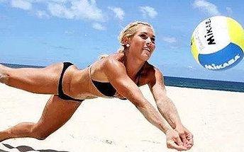 1 hodina plážového volejbalu v Beach Parku