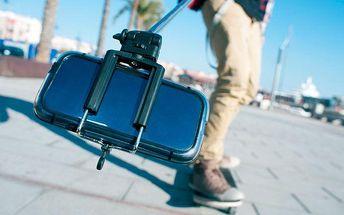 3dílný fotografický set s dálkovým ovladačem spouště pro dokonalé selfie fotky
