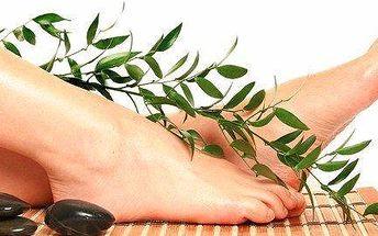 Anticelulitidní masáž s ozónovým zábalem