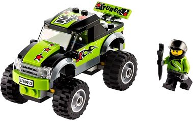 City Great Vehicles Monster Truck