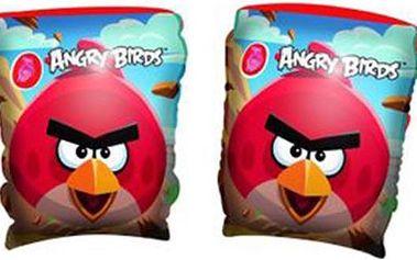 Nafukovací rukávky - Angry Birds, 23x15 cm