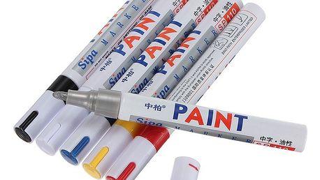Tužka na pneumatiky (voděodolná barva) - na výběr ze 6 barev