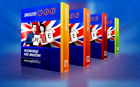 Multimediální učebnice angličtiny až na 3 roky