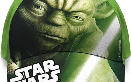 Chlapecká kšiltovka Star Wars - Yoda